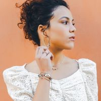Aglaiaco bijoux argent pierre france ethique collier bracelet caprice %281%29