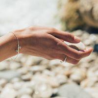 Aglaiaco bijoux argent pierre france ethique equilibre equilibra bracelet bague quartz cabochon %281%29