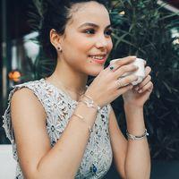Aglaiaco bijoux argent pierre france ethique bracelet labradorite