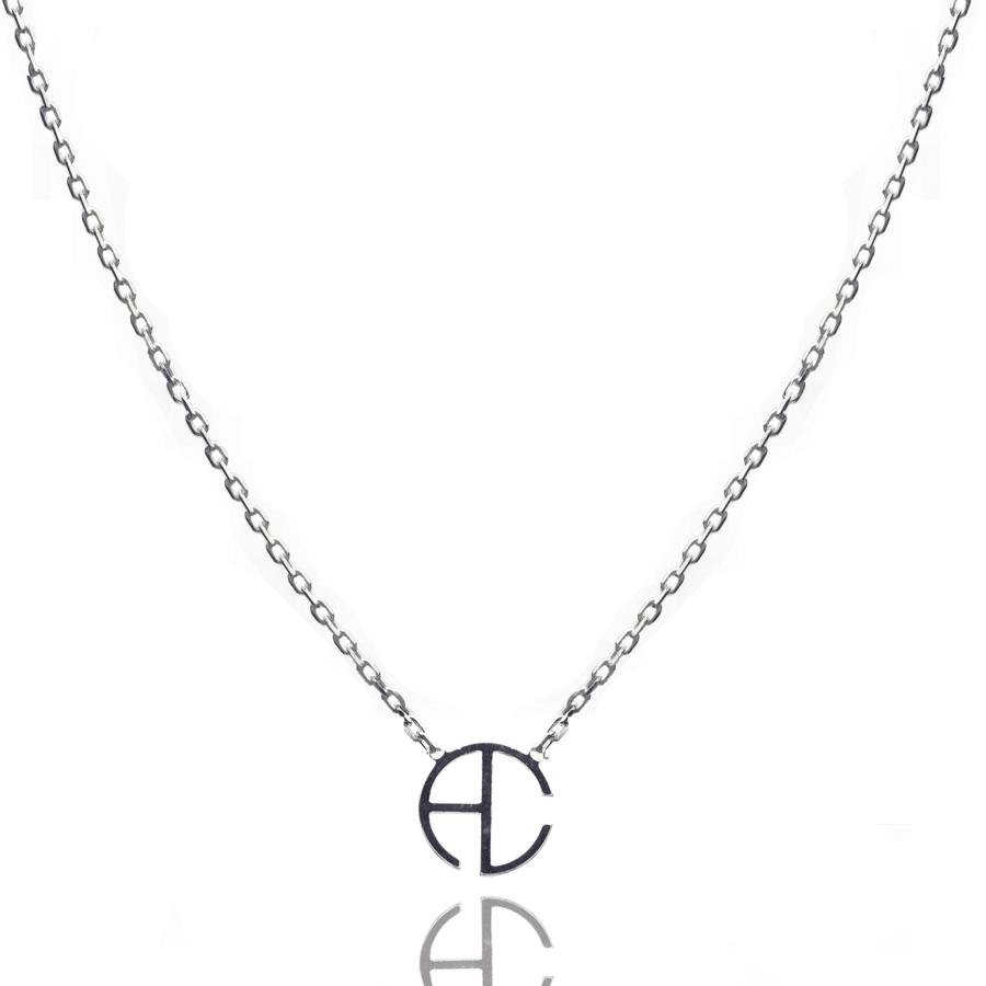 Aglaia bijoux argent pierre collier tourmaline signature 1