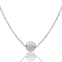 Aglaia bijoux argent pierre collier anneau labradorite o 1