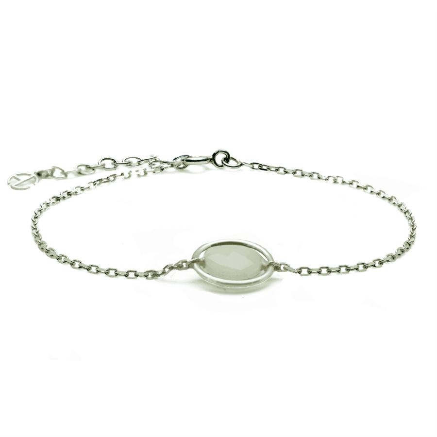 Aglaia bijoux argent pierre bracelet anneau silverite me 1