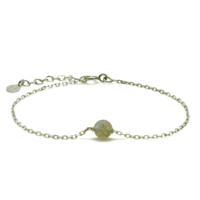 Aglaia bijoux argent pierre bracelet labradorite elegance eternelle 1