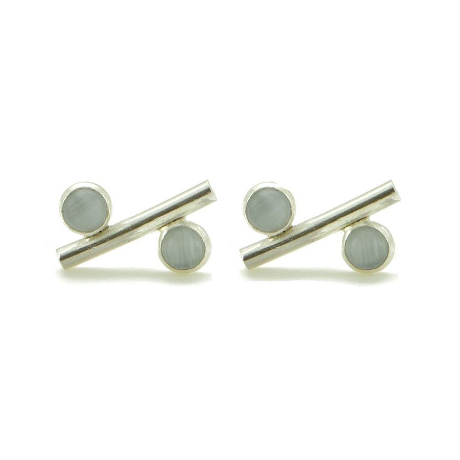 Aglaia bijoux argent pierre bopuces quartz equilibria 1