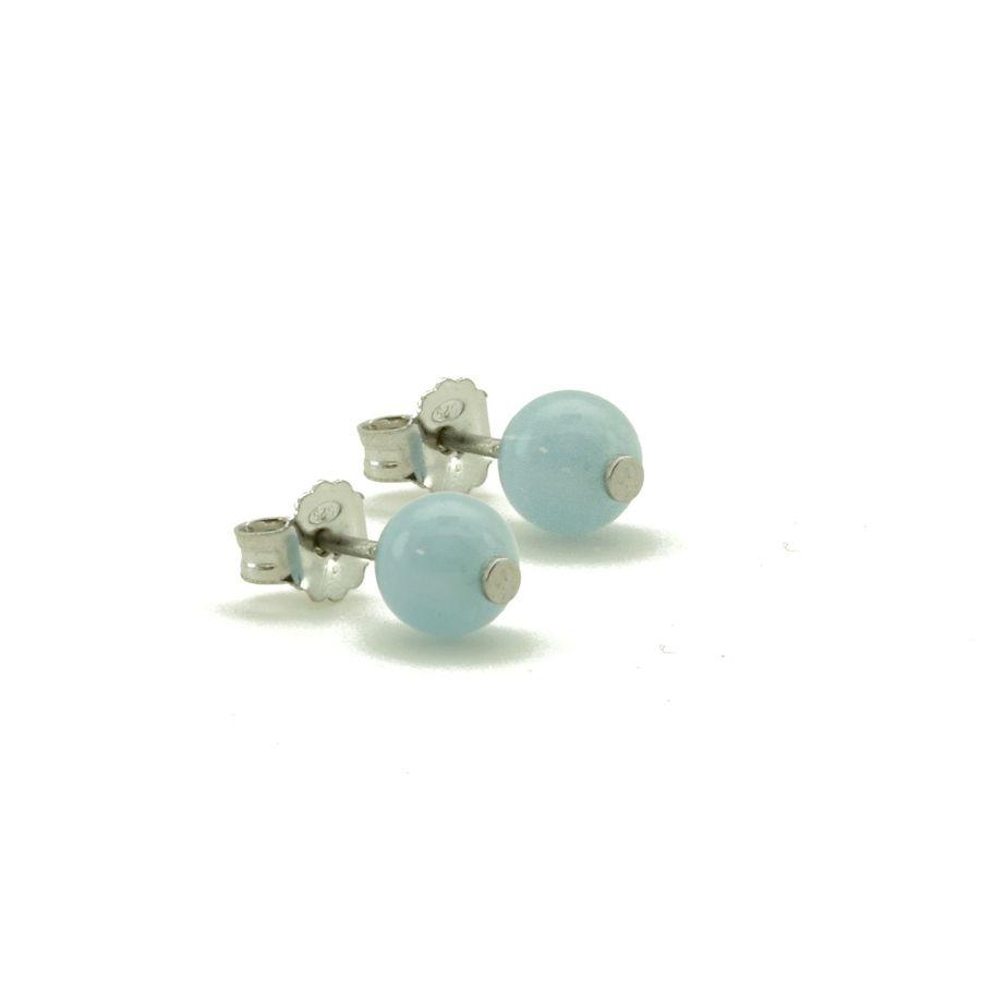 Aglaia bijoux argent pierre bo puce aigue marine elegance eternelle 1