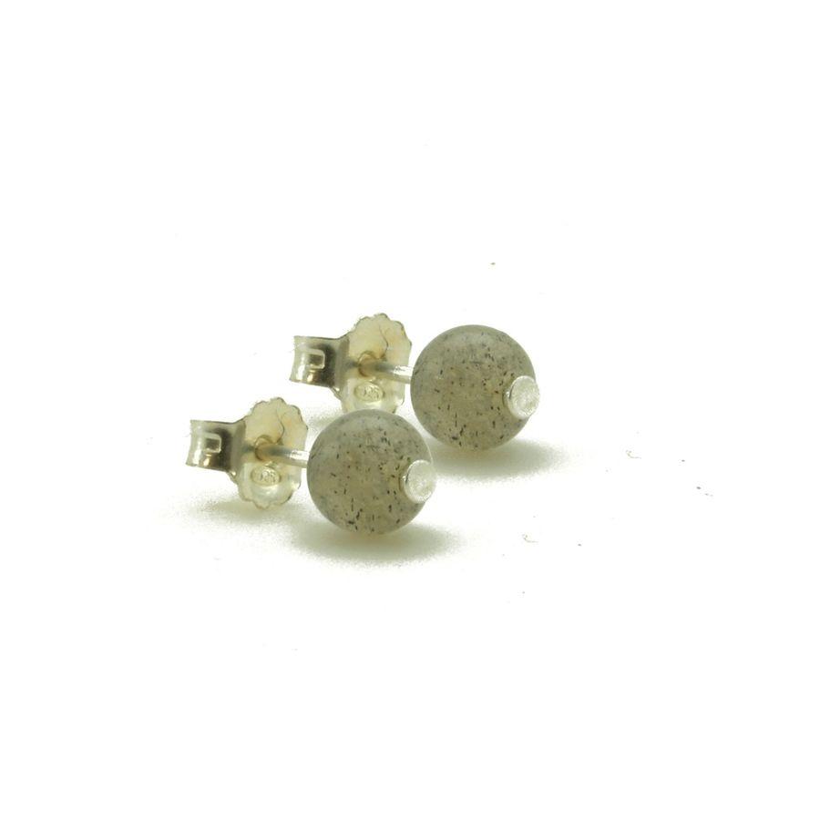 Aglaia bijoux argent pierre bo puce labradorite elegance eternelle 1