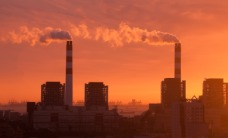 Shanghai industrial plants