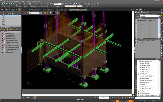 Panasonic to License and Distribute Bluebeam Construction Software