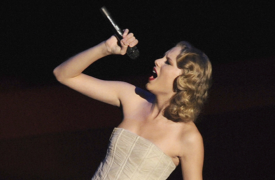If anyone can sell a million records to keep the platinum streak alive, it's Taylor Swift.