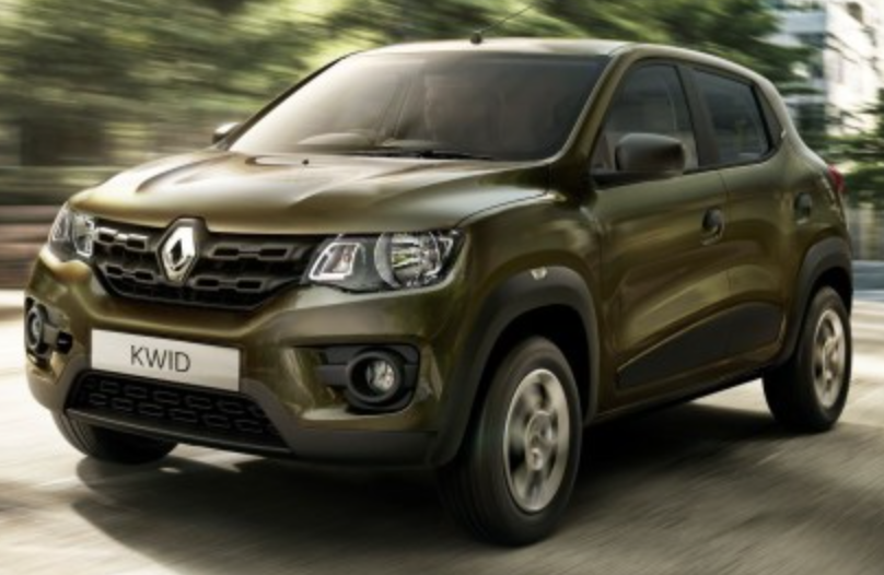 You Won T Have To Spend Much Quid On The New Renault Kwid Steel