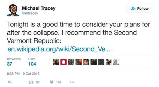 Michael Tracey