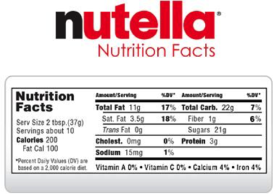 Description: nutella-label.jpg