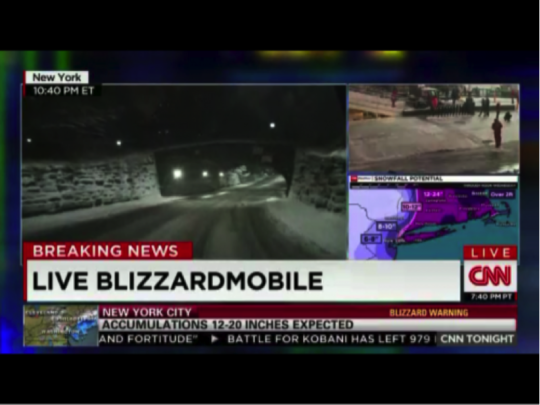 LIVE Blizzardmobile