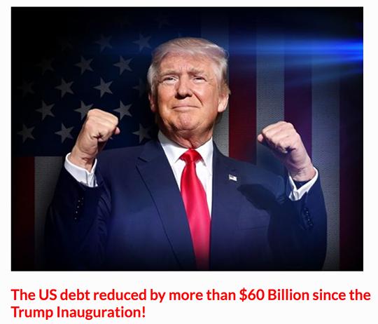 Trump Debt