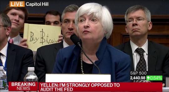 Breaking News Yellen
