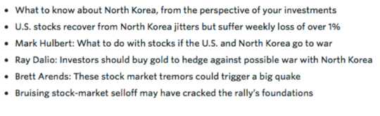 Terrified of a Market Crash? Read This First…