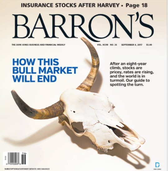 Barron's over page
