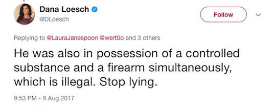Dana Loesch tweet