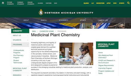 medical plant chemistry