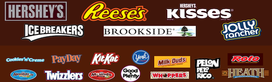 Hershey    brands