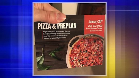 Pizza and Preplan