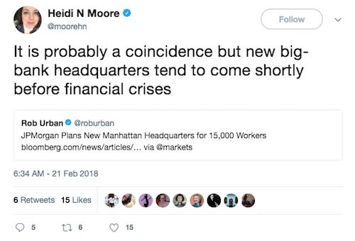 Heidi N Moore Tweet
