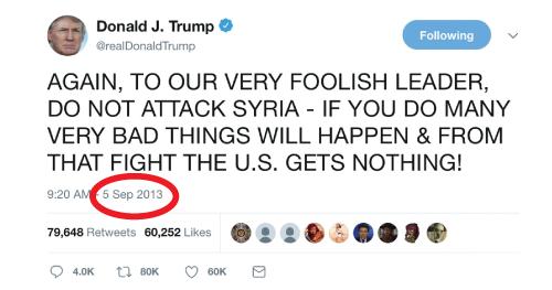 trumptweetsyria
