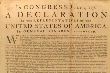 Declaration Image