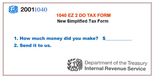 Simplified Tax form