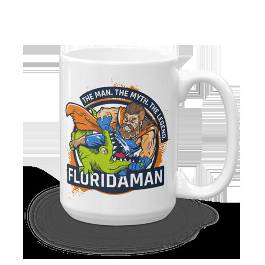 Florida Man Mug