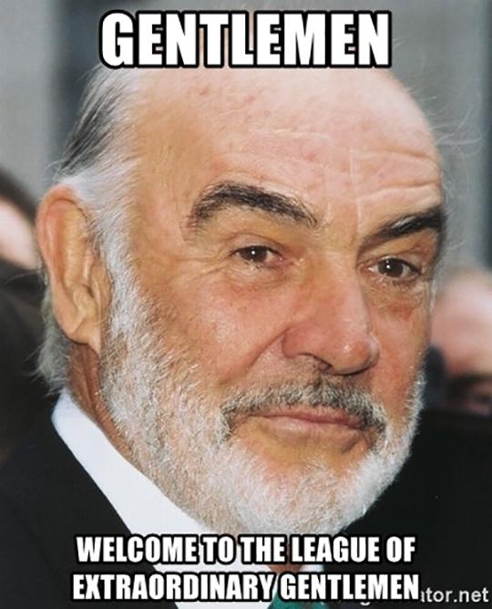 Gentlemen Meme