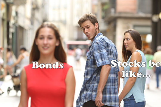 Bonds and Stocks Meme