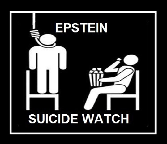 Epstein Suicide Watch