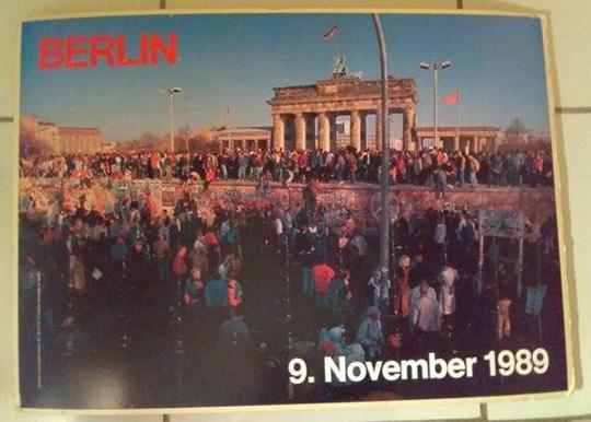 Berlin November 1989