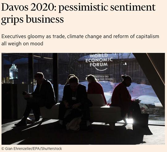 Davos Headline