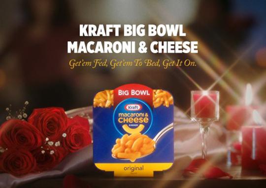 Kraft Big Bowl
