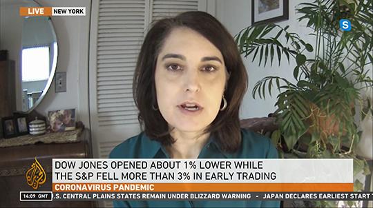 Dow Jones Drop