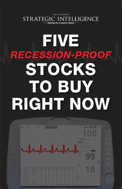 Five Recession-Proof Stocks to Buy Right Now - Agora Financial