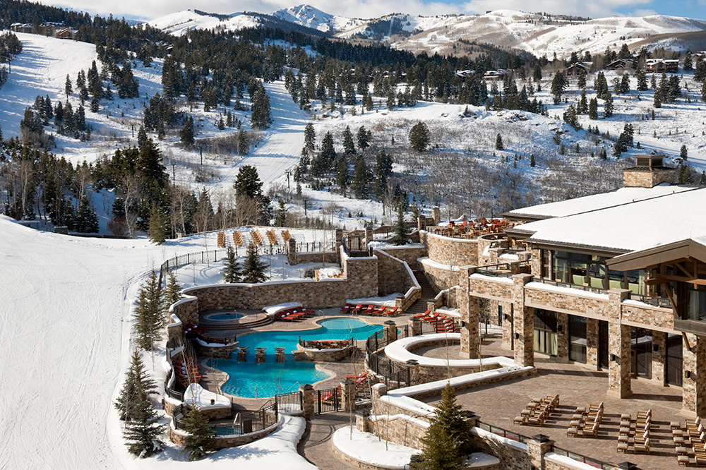 Pool at The St. Regis Deer Valley, Utah