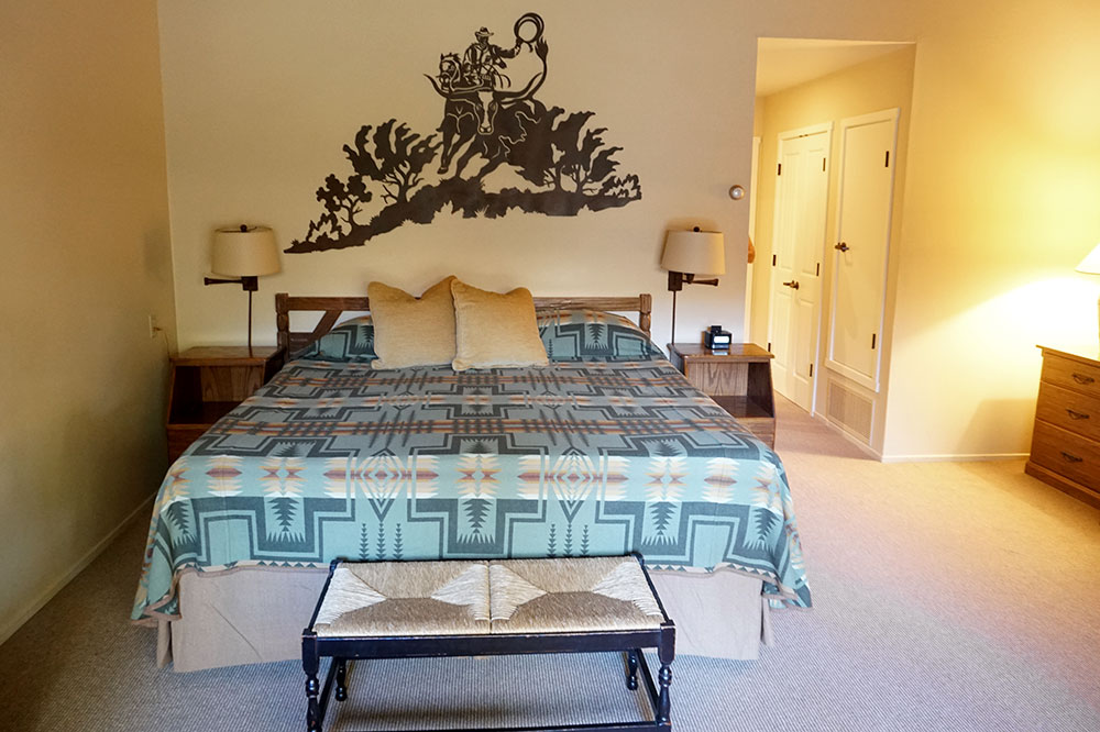 Our Studio Room at the Alisal Guest Ranch & Resort
