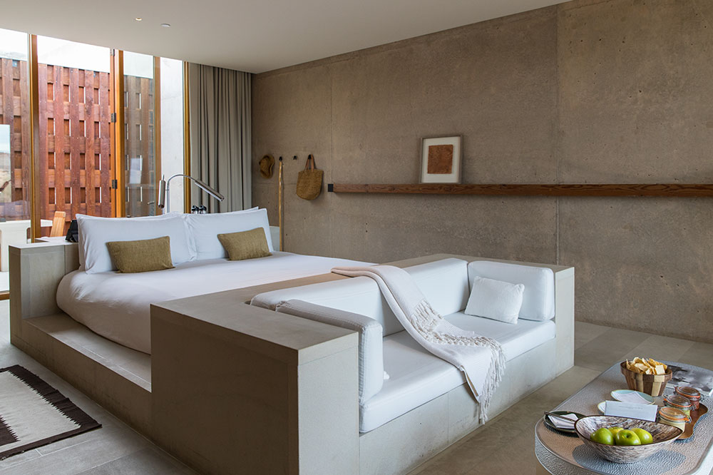 Our Desert View Suite at Amangiri