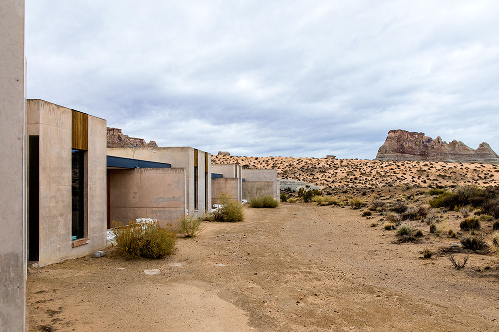 Desert View Suites at Amangiri