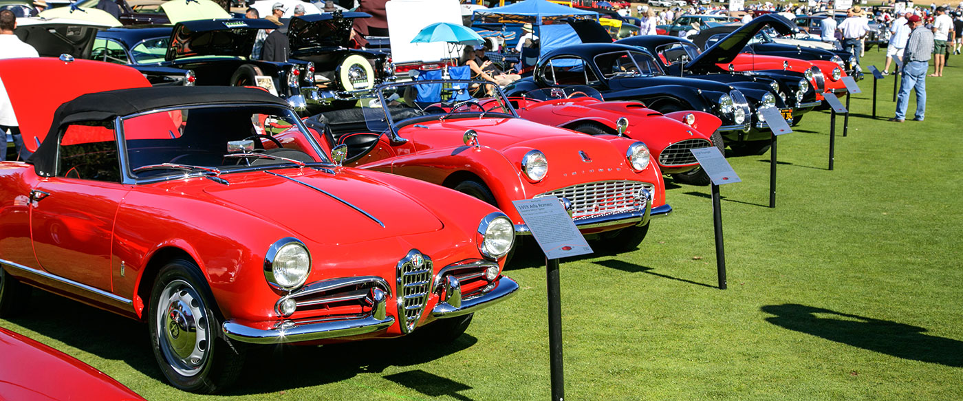 Concours D Elegance >> American Concours D Elegance Fine Cars Beautiful Settings