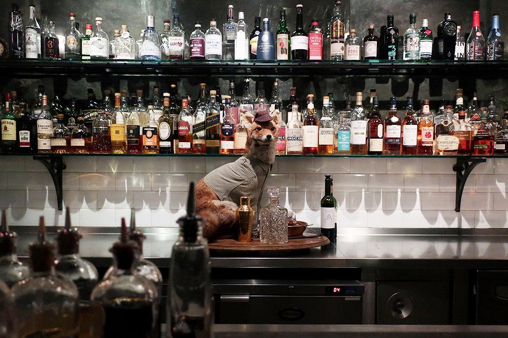 Mark's Bar HIX Soho
