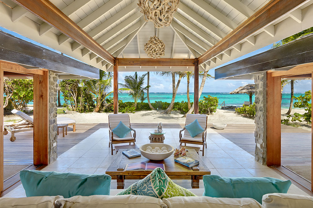 Beach Villa at Petit St. Vincent