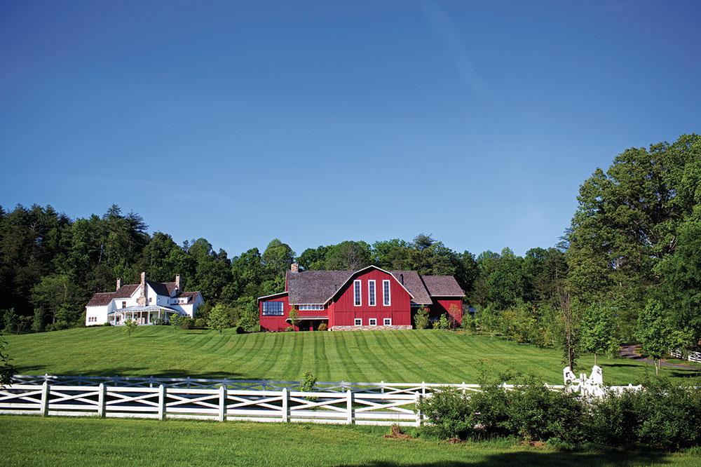 Blackberry Farm in Walland, Tennessee