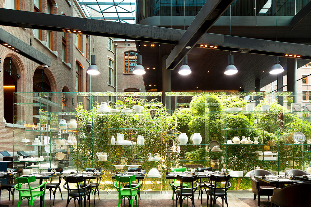 Brasserie & Lounge at Conservatorium