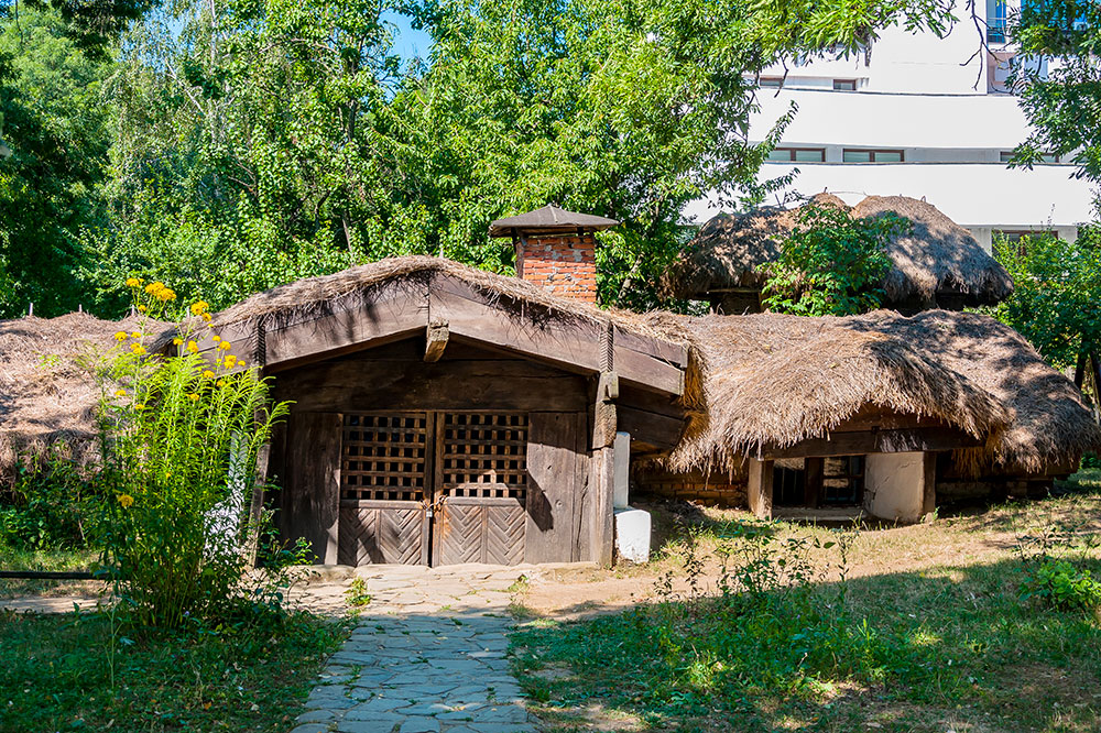 The Dimitrie Gusti National Village Museum