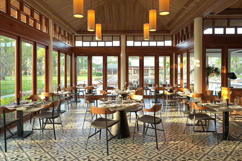 The Café at Azerai Can Tho