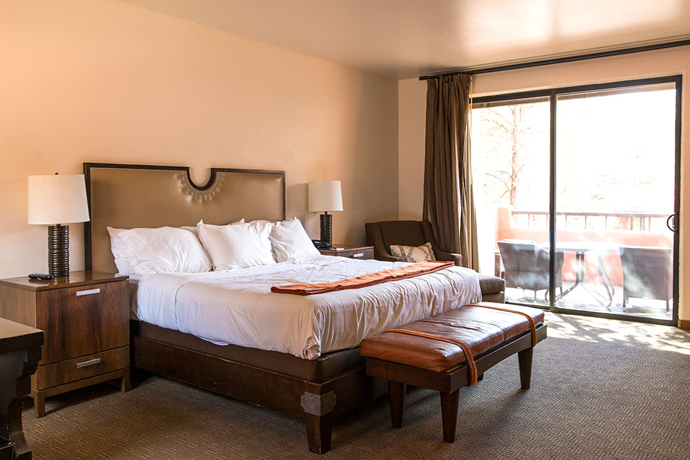 Our Casita Guest Room at Enchantment Resort